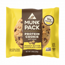Peanut Butter Chocolate Chip by Munk Pack