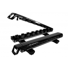 Grip 4 - Clamshell Ski Rack - Black - 4 Ski by Kuat