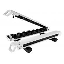 Grip 6 - Clamshell Ski Rack - Pearl - 6 Ski