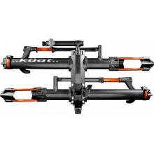 "NV 2.0 - 1.25"" - 2-Bike Rack - Gray Metallic by Kuat"