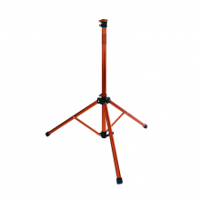 TRIO - Fork Mount Carrier - Gun Metal Gray & Orange