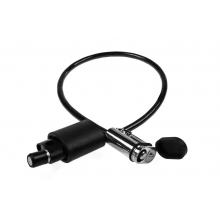 Transfer - Cable Lock Kit with Locking Hitch Pin - Single - 011