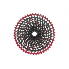 GENERAL LEE 948 12V XD NPU RED--BLACK. 12 speed cassette 9 tooth x 48 tooth. 7075 T6. Fits XD only.