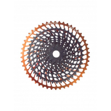 GENERAL LEE 950 12V XL ORANGE-BLACK. 12 speed cassette 9 tooth x 50 tooth. 7075 T6. Fits XD only.
