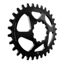 GECKO TRACK ROTOR spider less elliptical 30 tooth chain ring to fit ROTOR crank set.  10/11/12 chain and Eagle Compatible
