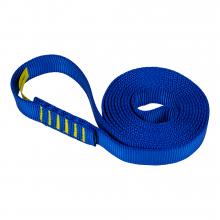 "1"" Tubular Nylon Sling 48"" Blue"