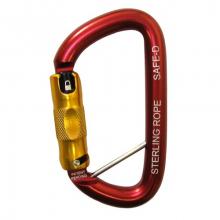 SafeD Twistlock Carabiner w/ Lanyard Pin by Sterling Rope in Marshfield WI