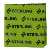 Sterling Brandana, Green w/ Black Logo by Sterling Rope
