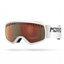 4:3 Snowwhite W/Orange Clarity by Marker