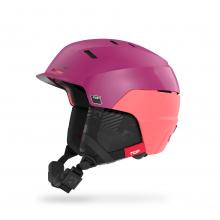 Phoenix Map W Berry/Pink