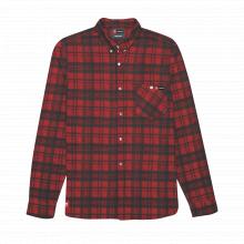 Flannel Black Red by Marker in Chelan WA
