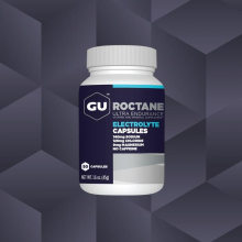 Roctane Electrolyte Capsules by GU Energy