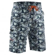 Men's Fish Head Board Short by Grundens in Cranbrook BC