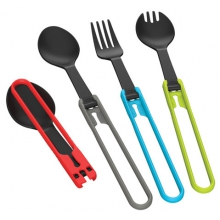 Folding Utensils 4-pack by MSR