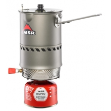 Reactor Stove System by MSR in San Francisco Ca