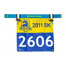 Race Number Belt 2.0 by Nathan in Fairbanks Ak