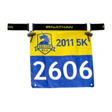 Race Number Belt 2.0 by Nathan in Squamish BC