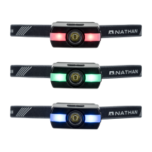 Neutron Fire RX Runners' Headlamp by Nathan in Fountain Valley Ca