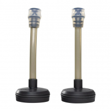 Extended Straw w/ Bite Top-2PK