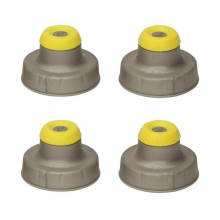 Push Pull Caps / 4-Pack