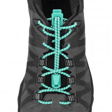 Reflective Run Laces by Nathan