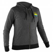 Women's Badge Logo Hoodie by NRS