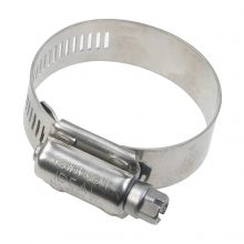 Replacement Oar Clip Hose Clamps by NRS