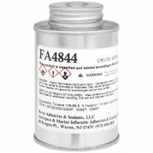 Clifton Hypalon Adhesive FA 4844 by NRS in Arcata Ca