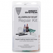 G/flex 650-K Aluminum Boat Repair Kit by NRS in Cotter Ar
