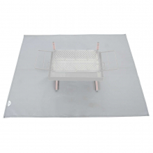 FSP Fire Blanket for Fire Pan by NRS