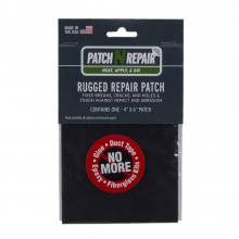 "PatchNRepair 4"" x 6"" Repair Patch by NRS in Arcata Ca"