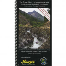 Rogue River Guide Book by NRS