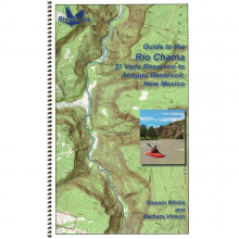 RiverMaps Rio Chama New Mexico Guide Book by NRS
