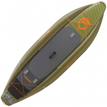 Heron Fishing Inflatable SUP Board by NRS in Conway Ar