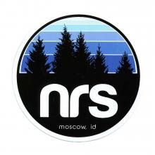 Idaho Sunset Sticker by NRS