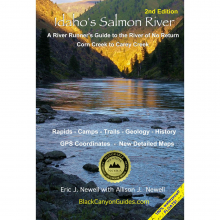 Idaho's Salmon River Guide Book 2nd Ed. by NRS