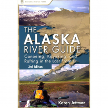 Alaska River Guide Book by NRS