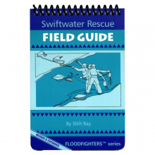 Swiftwater Rescue Field Guide Book by NRS