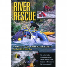 River Rescue 4th Edition Book by NRS