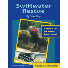 Swiftwater Rescue Book - 2nd Edition by NRS