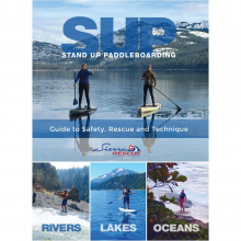 Stand Up Paddleboarding, Guide to Safety, Rescue and Technique by NRS