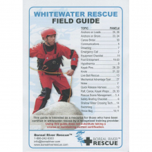 Whitewater Rescue Field Guide by NRS