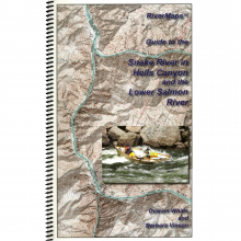 RiverMaps Hell's Canyon & Lower Salmon Guide Book by NRS