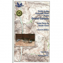 RiverMaps Colorado River in the Grand Canyon 7th Ed. Guide Book by NRS