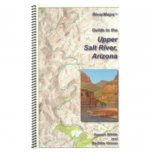 RiverMaps Salt River Arizona Guide Book