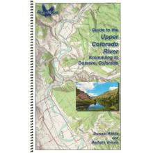 RiverMaps Upper Colorado River Guide Book by NRS