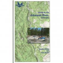 RiverMaps Arkansas River Colorado Guide Book