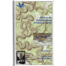 RiverMaps Dolores River of Colorado & Utah by NRS