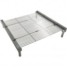 Fireside Outdoor Quad-Fold Grill by NRS