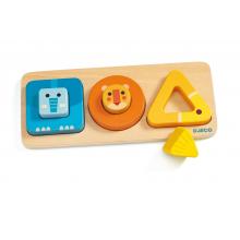 VoluBasic Wooden Puzzle
